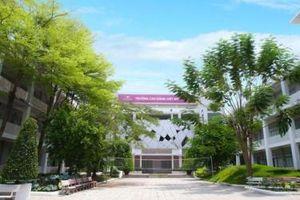 Cao đẳng Việt Mỹ khai trương cơ sở mới Củ Chi