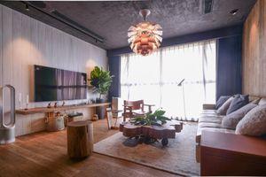 'Căn nhà gỗ giữa rừng Bắc Âu' ở Hà Nội đốn tim khách khó tính