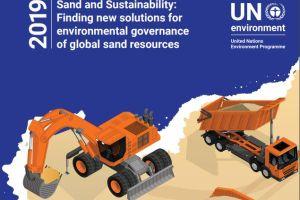 LHQ cảnh báo nạn khai thác cát quá mức ở sông ngòi