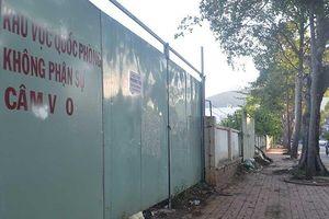 Dự án khu nhà ở quân nhân bị vướng: BR-VT không dám quyết