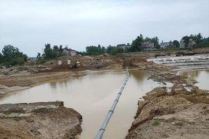 XINXING: Thành công dự án lắp đặt ống gang cầu chìm qua sông