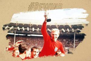 Bàn thắng gây tranh cãi nhất lịch sử giúp tuyển Anh vô địch World Cup