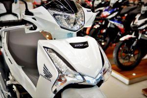 Chi tiết Honda Future FI 125 mới - bình mới rượu cũ