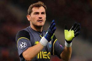 Chủ tịch Porto nhắm thủ thành Real về thay thế Casillas
