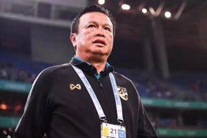 King's Cup sẽ định đoạt số phận HLV Sirisak ở tuyển Thái Lan