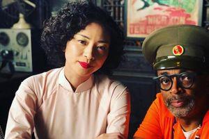 Ngô Thanh Vân bất ngờ có mặt trên phim trường của đạo diễn đoạt Oscar