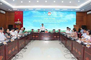 Góp ý vào dự thảo báo cáo chính trị Đại hội MTTQ TP lần thứ XVIII