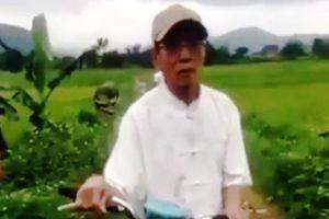 Khởi tố cụ ông 79 tuổi dâm ô với bé gái 8 tuổi
