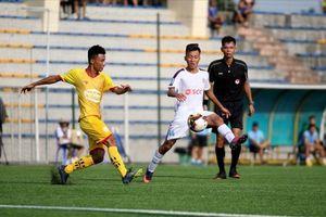 Lâm Đồng chiếm ngôi đầu bảng A hạng Nhì Quốc gia