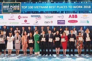 DKSH là một trong những nơi làm việc tốt nhất Việt Nam