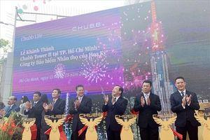 Chubb Life Việt Nam khánh thành Chubb Tower II mới tại TPHCM