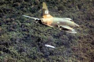 Đường mòn Hồ Chí Minh: Mỹ dốc toàn lực ngăn chặn