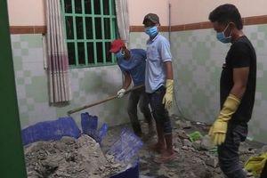 Hai thi thể trong thùng đổ bê tông: Thêm tình tiết lạ
