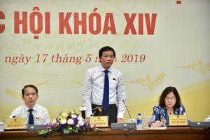 Kỳ họp thứ 7 Quốc hội khóa XIV: Dành 2,5 ngày cho chất vấn