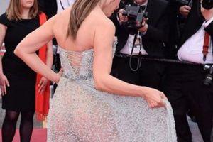 Chiêu mặc hở hang, rẻ tiền để nổi tiếng của sao vô danh trên thảm đỏ Cannes 2019