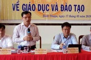 Bộ GD-ĐT huy động nguồn giáo viên 'khủng' cho chương trình GDPT mới