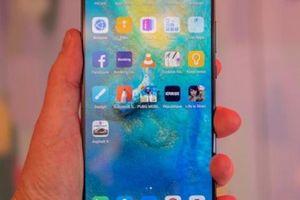 Trình làng Huawei Mate 20 X 5G, Galaxy S10 5G phải giật mình