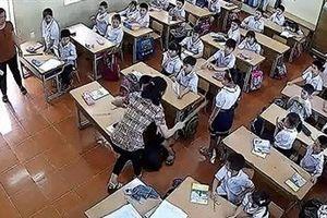 Trần tình của cô chủ nhiệm đánh học sinh ở Trường tiểu học Quán Toan