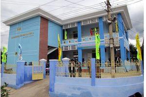 Xây dựng gần 100 công trình cho người dân vùng thiên tai