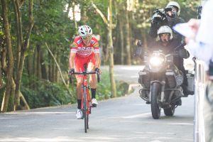 Giro d'Italia: Cú sốc ở chặng 6 – Roglic, Simon và Nibali văng khỏi tốp 10, người Ý thắng lớn