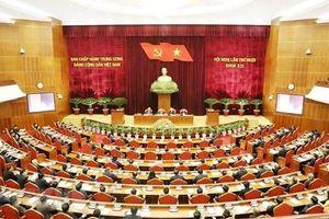 Ngày làm việc thứ hai Hội nghị lần thứ 10 Ban Chấp hành Trung ương Đảng khóa XII