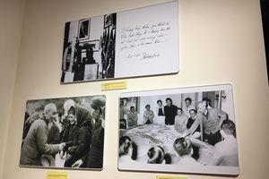 Trưng bày chuyên đề 'Hồ Chí Minh – Chân dung một con người'