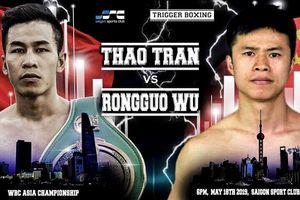 'Đại chiến' boxing Việt Nam-Trung Quốc