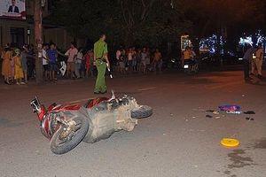 Bắt khẩn cấp tài xế tông chết cháu bé 9 tuổi rồi bỏ chạy