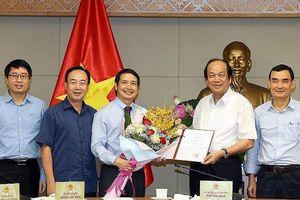 Thủ tướng bổ nhiệm nhân sự