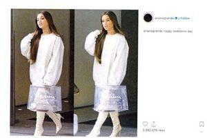 Chuyện thật như đùa: Ariana Grande bị kiện vì đăng ảnh chính mình