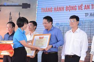 TPHCM hưởng ứng tháng hành động về an toàn vệ sinh lao động ngành xây dựng