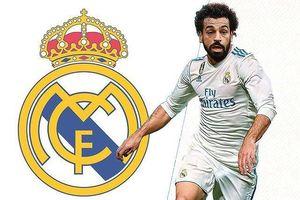Real gây sốc với kế hoạch kích nổ 'bom tấn' Mohamed Salah