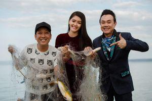 Chí Tài, Á hậu Thanh Ngân cùng tham gia chương trình về ẩm thực