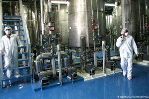 Iran chuẩn bị tăng sản lượng uranium và nước nặng
