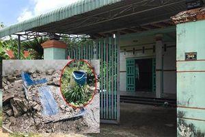 VKSND tỉnh Bình Dương thông tin vụ phát hiện 2 thi thể trong khối bê tông