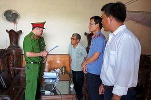 Thanh Hóa: Bắt giam hàng loạt cựu cán bộ xã 'phù phép' đất nông nghiệp thành đất ở