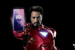 Sau Endgame, 'Iron Man' làm đại sứ thương hiệu cho OnePlus