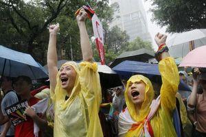 Đài Loan chính thức hợp pháp hóa hôn nhân đồng giới