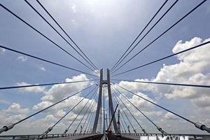 Cầu Vàm Cống sẽ chính thức thông xe vào ngày 19/5