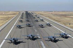 Sức mạnh quân sự Mỹ - Iran: Hỏa lực đấu chiến thuật bầy đàn