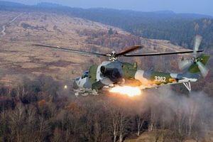Đẩy trực thăng Mi-24 'về vườn' để rước AH-1Z: Sai lầm chết người!