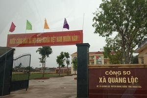 Thanh Hóa: Khởi tố Bí thư xã cùng 2 cán bộ huyện khai man hồ sơ chiếm đoạt 800 triệu đồng