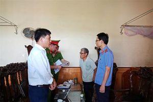 10 'quan' xã, 'quan' huyện bị khởi tố do tham nhũng đất đai tại xã Quảng Lộc