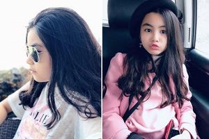 Con gái nhà Quyền Linh: Cô chị được khen giống Trương Bá Chi, cô em lại là 'bản sao' hoàn hảo của mẹ