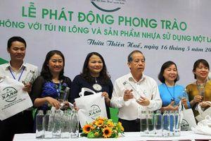 Thừa Thiên - Huế: Không sử dụng nước uống đóng chai nhựa dùng một lần khi tổ chức các hội nghị hội thảo