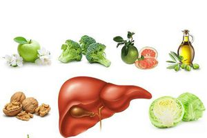 Điểm danh 10 loại thực phẩm tốt cho gan