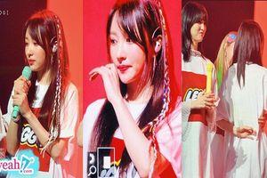 Hani (EXID) khóc chia tay người hâm mộ, netizen mỉa mai: 'Tại sao lại khóc khi cô là người chấm dứt hợp đồng với công ty?'