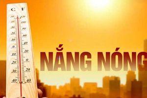 Đợt nắng nóng gay gắt đang diễn ra ở miền Bắc khi nào kết thúc?