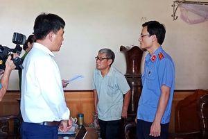 Thanh Hóa: Hàng loạt cựu cán bộ, cán bộ bị bắt vì bê bối đất đai