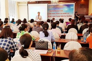 Khánh Hòa: Tập huấn hỗ trợ doanh nghiệp nâng cao năng lực